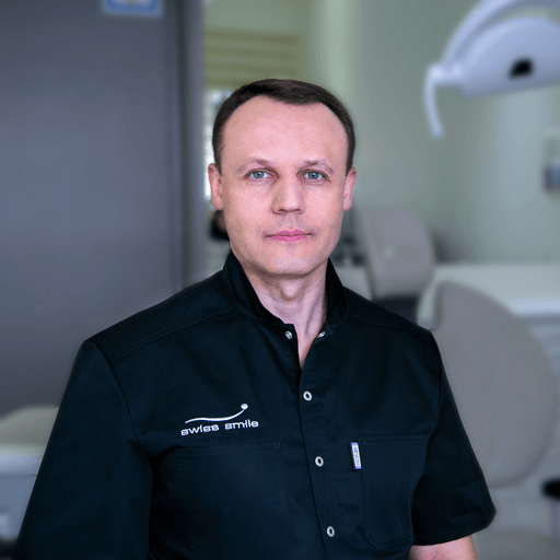 Стоматолог-хирург, К. М. Н.